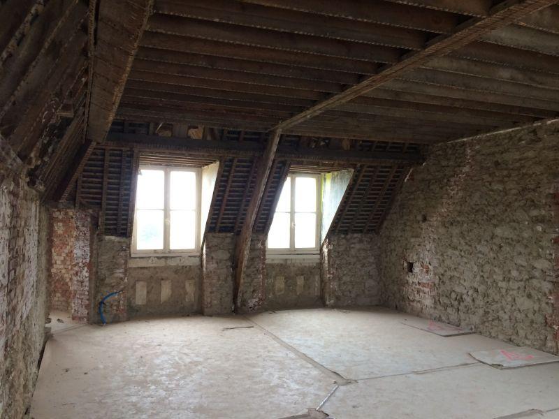 Château intérieur avant les travaux